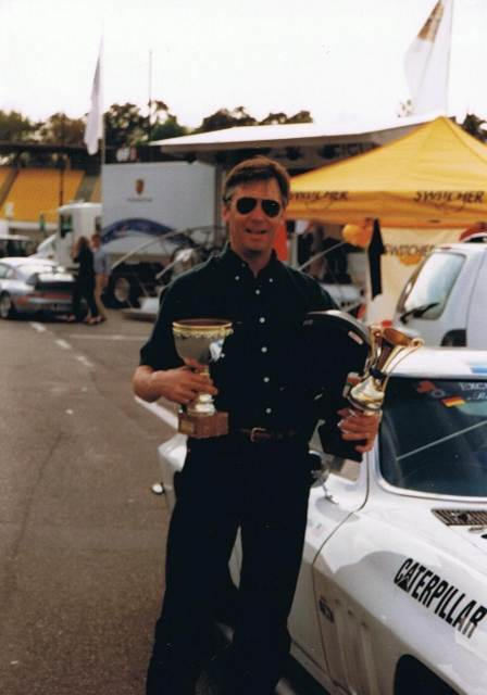 3rd  place GTM 1999 Hockenheim