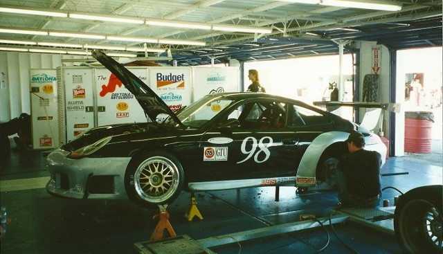 996 Cup car 24 H Daytona