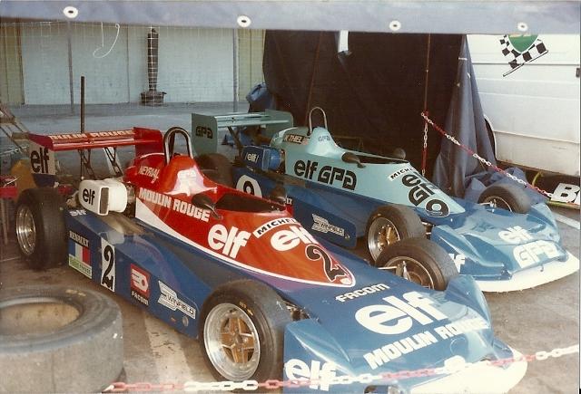 Team Winfield 1980