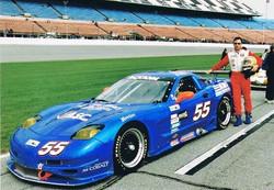 ACR Vette C5R 2003 Daytona 24 hours