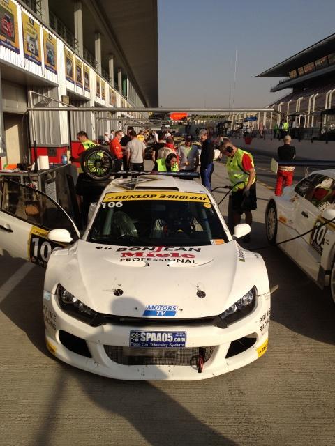 GC 10.1 V6, Dubai 2012