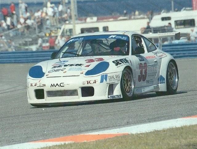 MAC Racing GT3 at 24 H Daytona