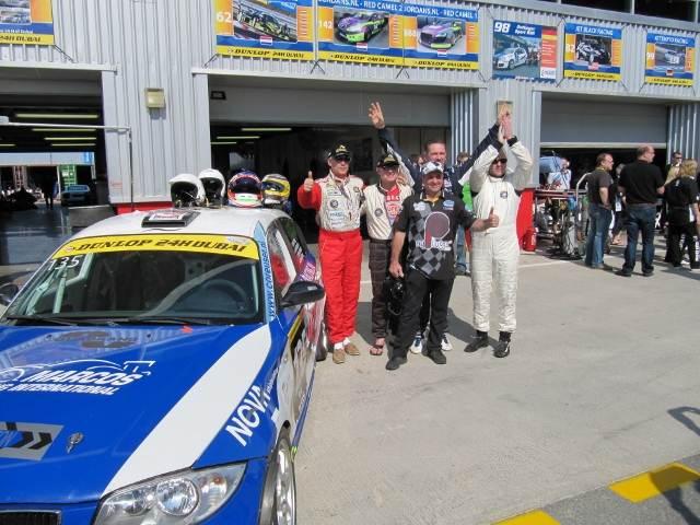 Cor Euser race team