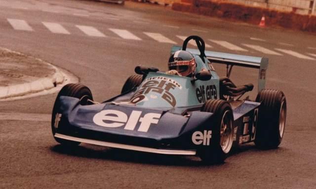 Formula Renault Pau 1980