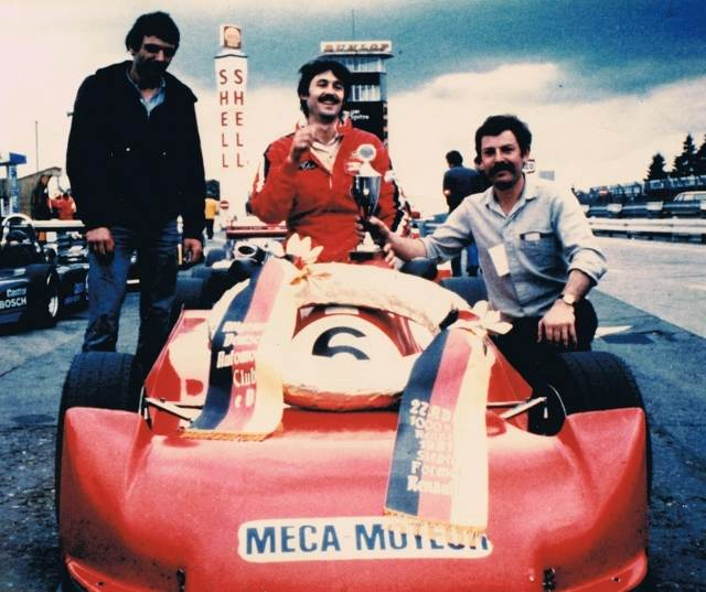P1 Nurburgring 1981 with Mecamoteur
