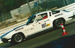 Corvette 66 for the GTM Championship