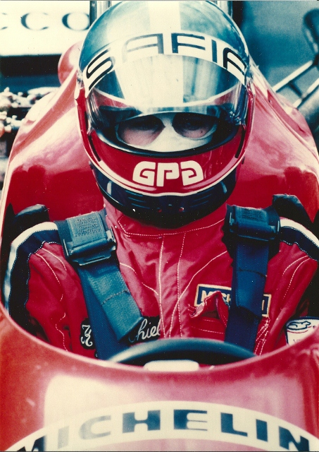 Full concentration Nurburgring 1981