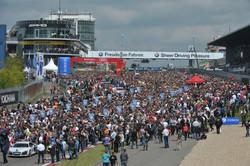 Grid of the 2012 24H of Nurburgring