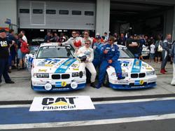 Team photo 24H Nurburgring
