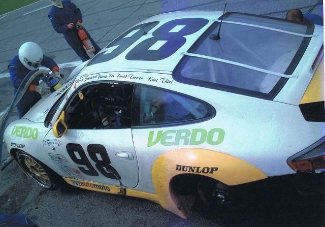 Porsche GT3RS Daytona 24 H 2000