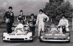 5 contenders Winfield FR final 1979