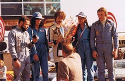 1st victory FR  Nogaro 1980