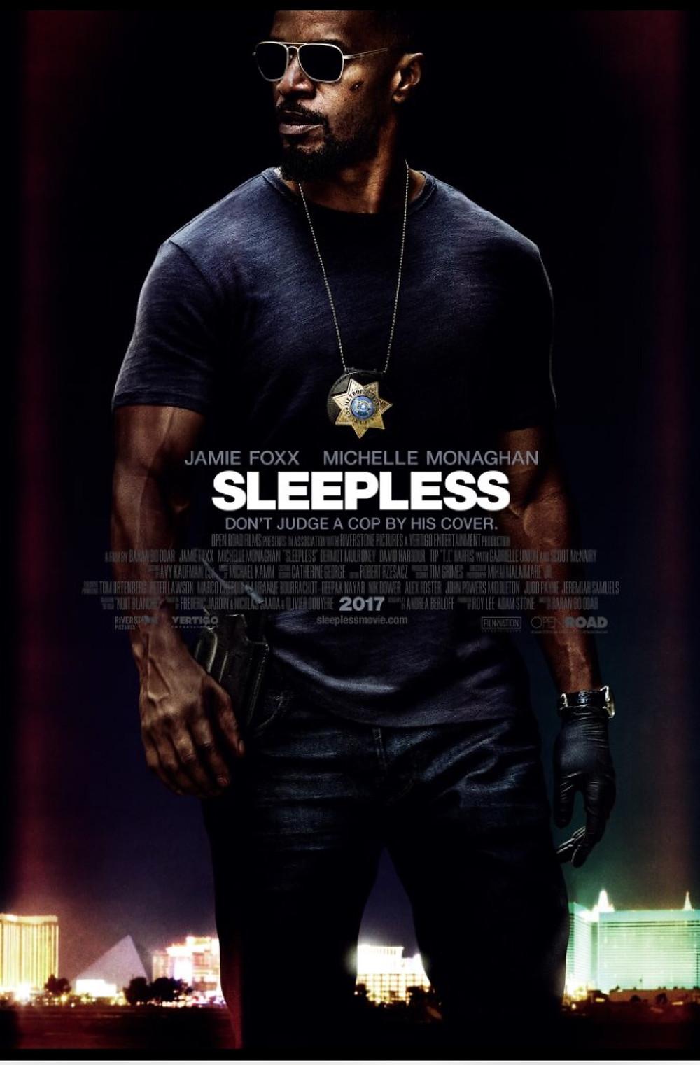 Sleepless with Jamie Foxx and Eli Everette