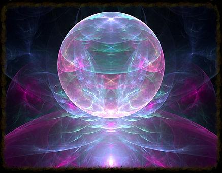 psychic crystal ball spiritual