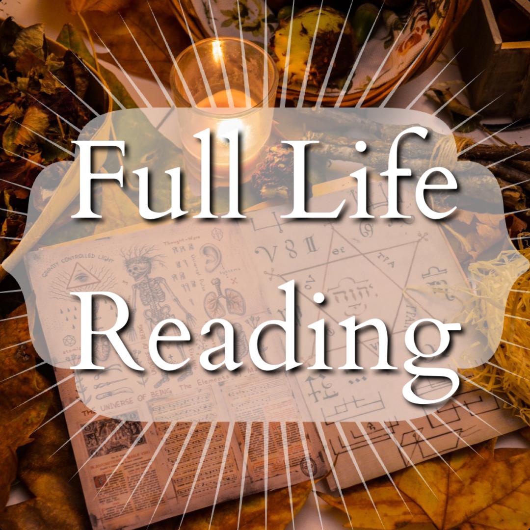 Premium Psychic Reading