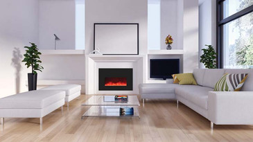 Insert Electric Fireplace