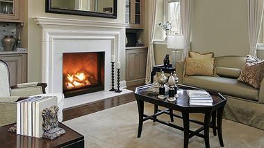 DV36CV-E Large Gas Fireplace