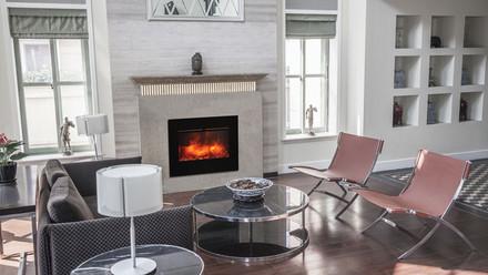 ZECL-26-2923-FM-BG Electric Fireplace