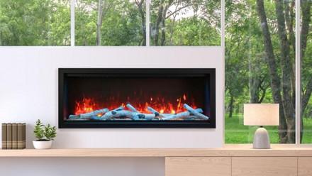SYM-XT Series Electric Fireplaces