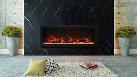 """Deep-XT 60"""" Fireplace"""