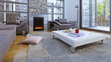 ZECL-2939-BG Electric Fireplace