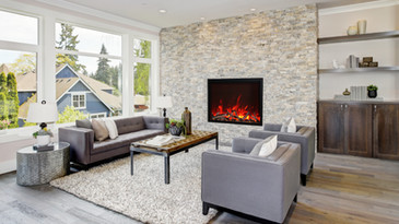 """Traditional 48"""" Fireplace"""