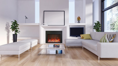 """Traditional 38"""" Insert Fireplace"""