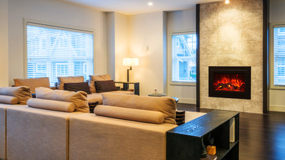 """Traditional 30"""" Insert Fireplace"""