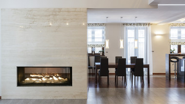 Laguna Gas Fireplace