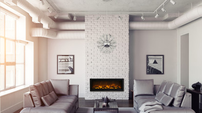 """Symmetry 42"""" Electric Fireplaces"""