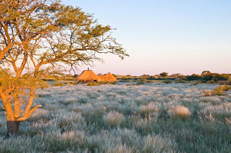 Kalahari Red Dunes Lodge - Haupthaus