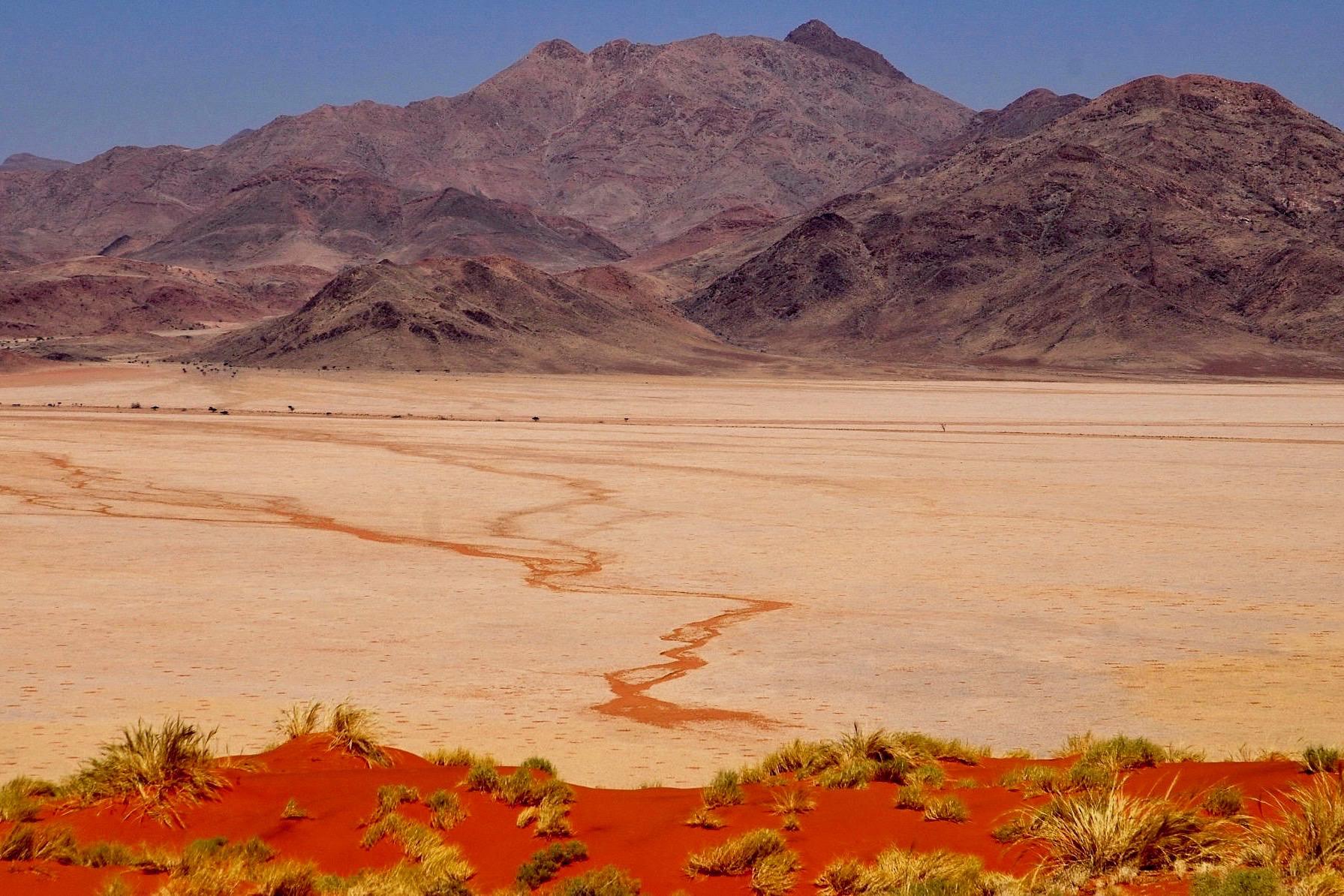 NamibRand - Kontraste