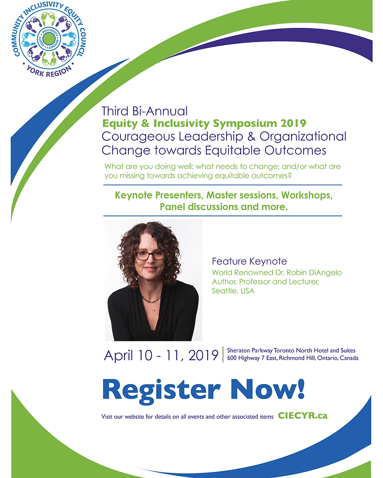 CIECYR 2019 Equity Symposium--REGISTER N