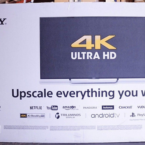 Sony Bravia 4k smart tv 65 inches