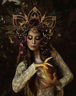 Enchanting Photoshoot   Elf Photoshoot   Sorceress Fantasy Photography   Ethereal Portraiture   Fant