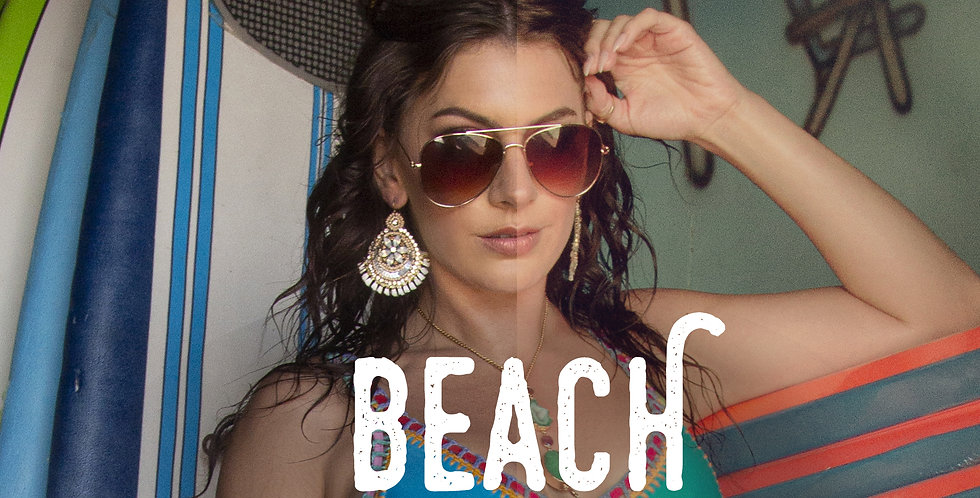 Beach Inspired Photoshop Actions 24 Pack