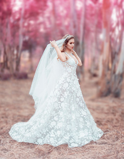 Fairytale Bridal Shoot   Fantasy Bridal