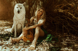 Murrieta Fantasy Photographer   Wolf Photography