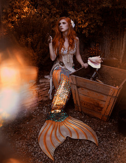 Mermaid Fairytale   Mermaid Editorial   Whimsical Fantasy Photoshoots   Ethereal Portraiture   Fanta