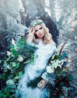 Winter Fairy   Winter Court   Book Cover Designs   Ethereal Portraiture   Fantasy Photoshoot   Fine