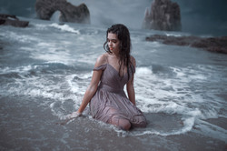 Storytelling Photos   Ocean Editorial Photography   Fashion Photography Beach   Ethereal Portraiture