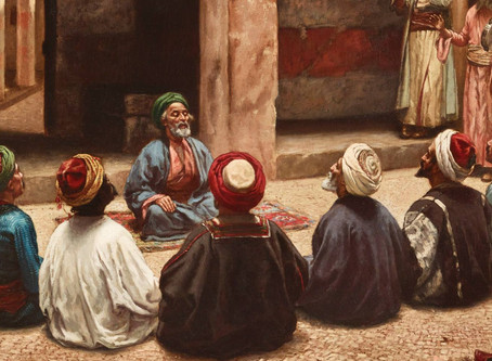 SOTA: Stories of the Awliya, Ep. 2 - Sifat al-Safwa