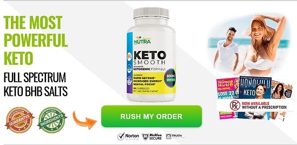 Keto Smooth Order Now