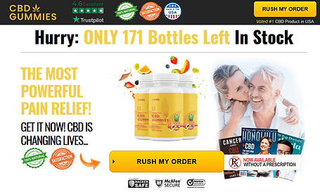 UNBS CBD Gummies Order Now