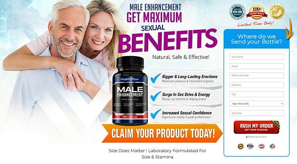 Health Flow Male Enhancement