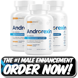 Androrexin Bottle
