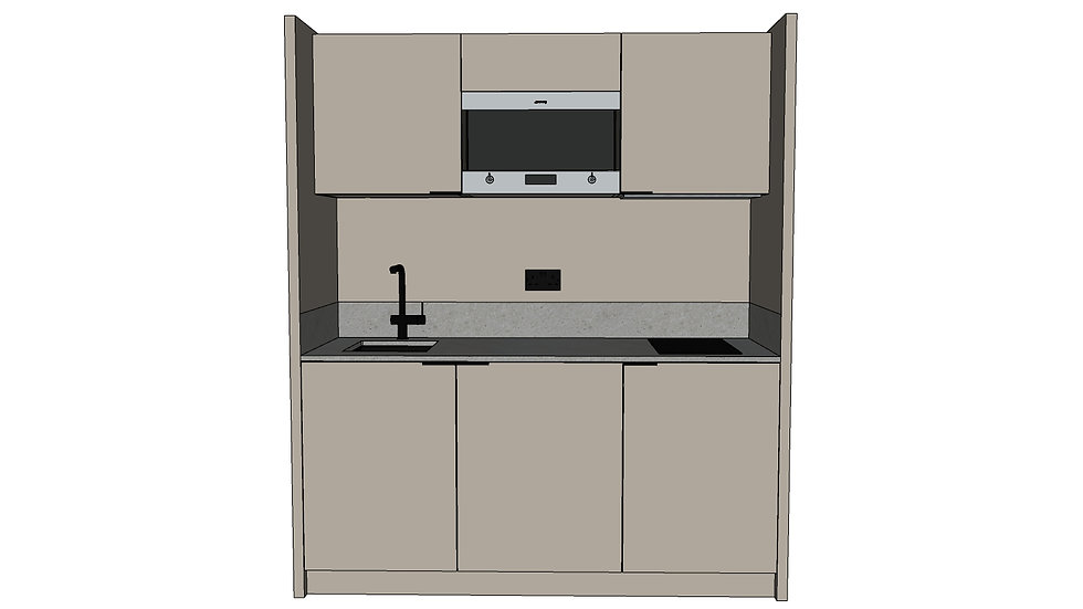 Kitchen - Open