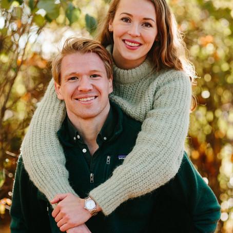 Sigrid & Anders / Forlovelsesfotografering