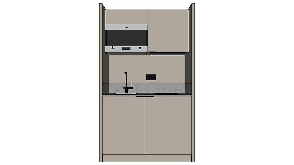 Mini Kitchen - Open