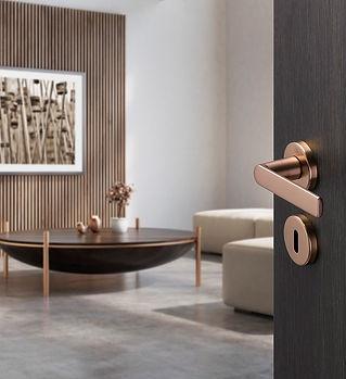 2b_LOS-ANGELES-Brass-door-handle-HOPPE-6
